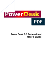 Avanquest PowerDesk v8.5 User's Guide