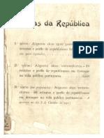 Figuras Da República