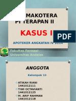 FARMAKOTERAPI TERAPAN II - KASUS II BUK AYU FIX.pptx