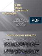 Sindicato de Conductores Profesionales de Pichincha Power Point Rodolfo Mena