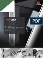 Catalogo Cerraduras Cisa 2014