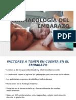 Farmacología Del Embarazo