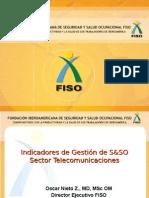 Indicadores  Salud Ocupacional