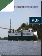 Impact of International Trade in Bangladesh Economy