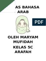 B. ARAB MARYAM KLS 5a