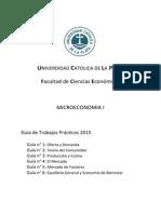 Microeconomía - Prácticos - 2015 - Comercialización