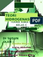 Teori Hidrogenasi New - Copy