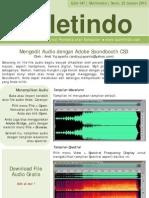 47 Mengedit Audio Dengan Adobe Sound Booth Cs3