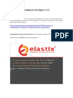 MANUAL Instalacion de Elastix 2