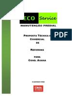 Cotação Ecoservice - 1171