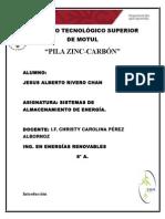 Pila Zinc Carbon