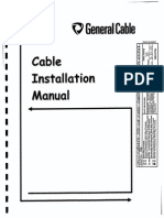 Cable Installation Manual