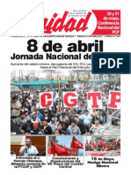 Marzo 2015 Unidad