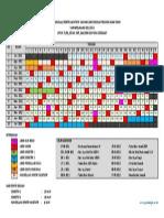Kalender Pendidikan Tahun Pelajaran 2011 2012 Provinsi Jawa Timur