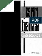 FRACHEBOUD, A. - Espiritualidad Cisterciense - Viaceli, 1970