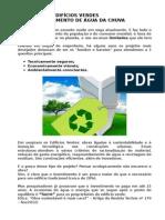 Edifícios Verdes - Projeto Gerador