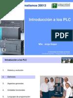 Automatismos-cap4-Introducción a Los PLC
