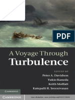 Peter a. Davidson, Yukio Kaneda, Keith Moffatt, Katepalli R. Sreenivasan-A Voyage Through Turbulence -Cambridge University Press (2011)