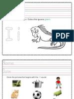 Literacy Workbook - Year 2