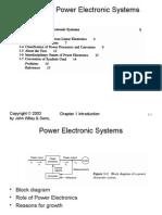 Ppt power electronics powerpoint presentation id:2478769.