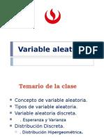 Ma86 Semana 5 Sesion 1 Variable Aleatoria Discreta 2014 2