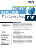 Travel Management Globalization