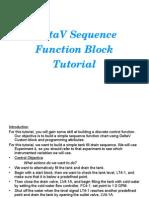 DeltaV Sequence Tutorial