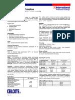 Product Data 232 ceilcote flakeline