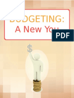 Budgeting a New You