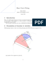 Bi Arc Curve Fitting 2