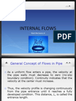Internal Flow Presentation