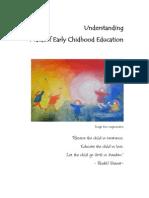 Handbook Understanding Waldorf Early Childhood Education