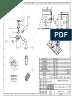 Sistema Regulador para una turbina Ossberger