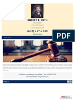 Why Seek Help Of A Madison DUI Lawyer WI?