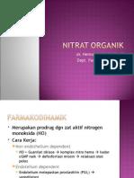 Nitrat Organik