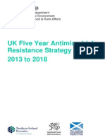 UK 5 Year AMR Strategy