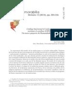 """""""Catálogo hipertextual de traducciones anónimas al castellano (CHTAC). Un nuevo proyecto de Humanidades Digitales""""a15_CHTAC_203-226"""