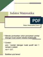 Induksi Matematikaku