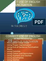 Top secret punctuation tips
