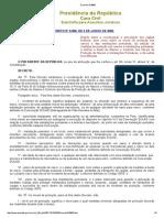 Decreto Nº 6869