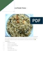 Spicytasty Recipes