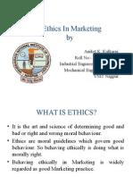 ethics in marketing_aniket kulkarni.pptx