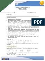 1291708072 Topper Sureshotsummativeassesment Classix-sample 10