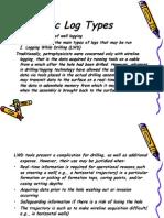 Basic Log Types