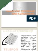alat2 komunikasi