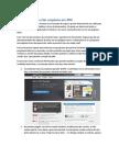 Como fazer pdf