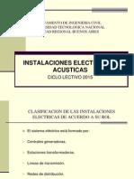 Instalaciones Electricas y La Tecnologia de Los Materiales