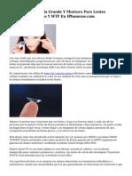 IPhone Con Pantalla Grande Y Montura Para Lentes Concepto De Diseno Y WTF En IPhoneros.com