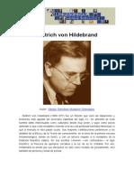 Philoshopica Enciclopedia Dietrich Von Hildebrand