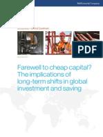 MGI Farewell to Cheap Capital Full Report